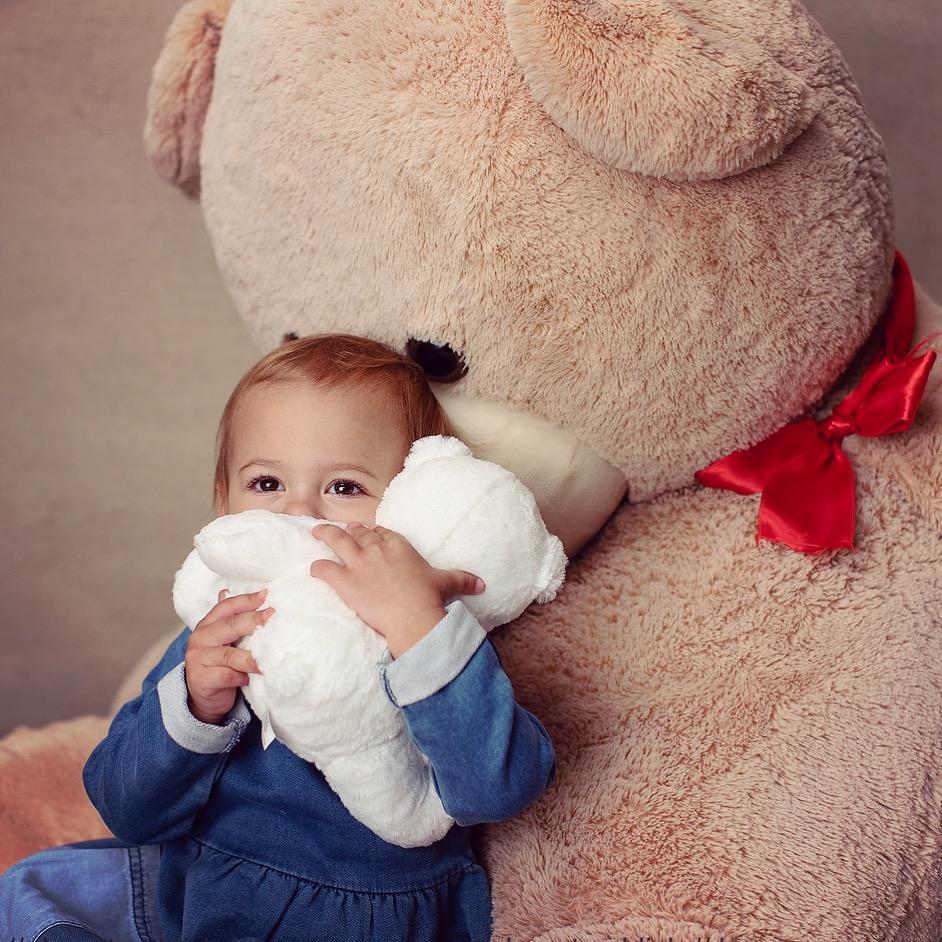 Ella, fiica Andreei Bălan și a lui George Bunea